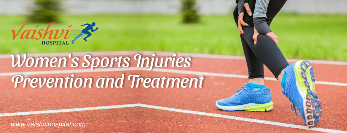 Women's Sports Injuries - Prevention and Treatment
